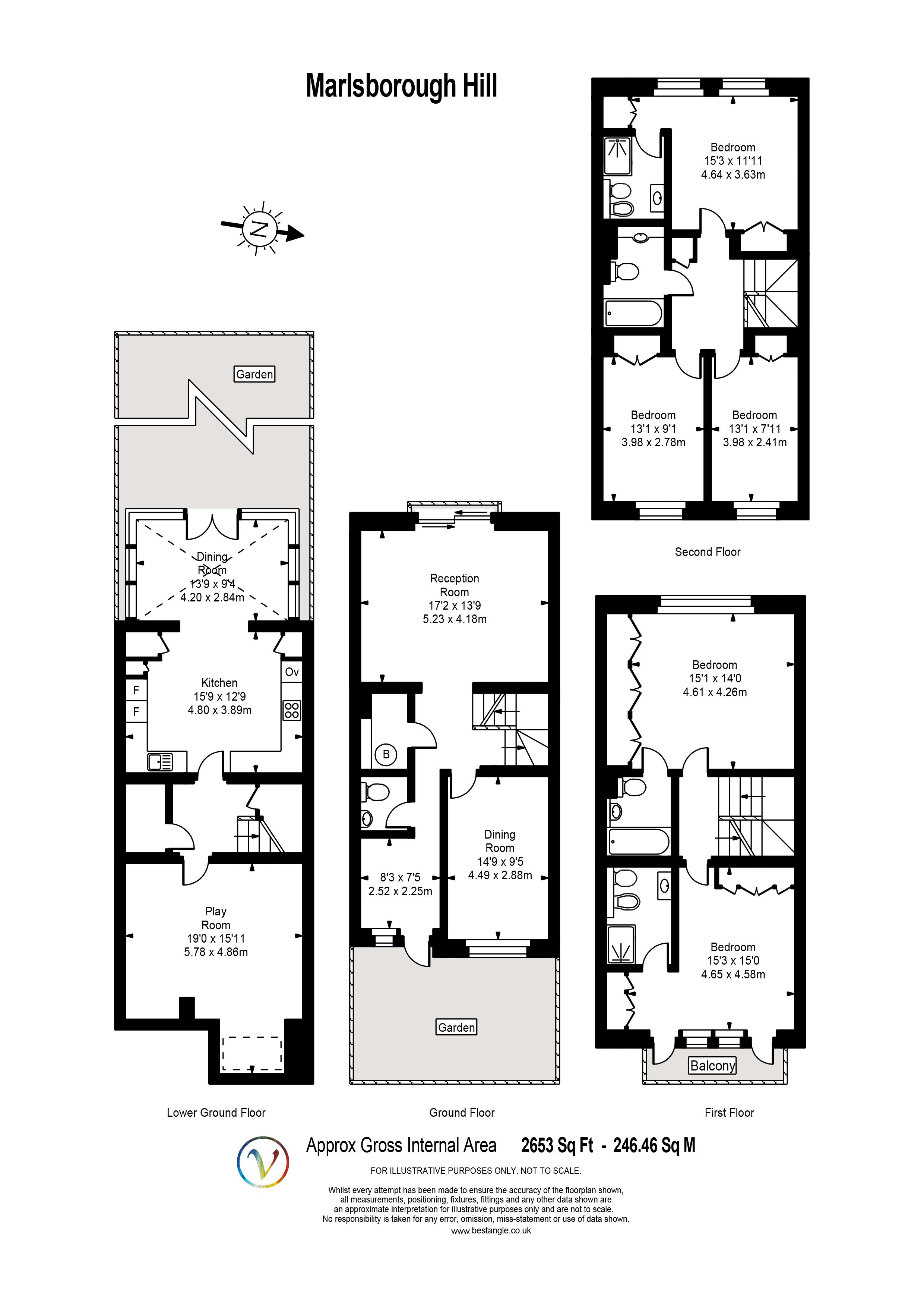 Listings vita properties for Marlborough house floor plan