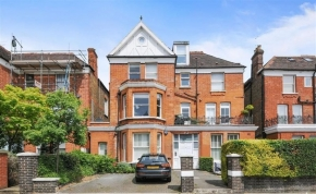 Canfield Gardens, South Hampstead, London, NW6  - South Hampstead, North West London